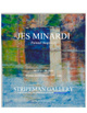 "poster for Jes Minardi ""Painted Snapshots"""