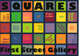 "poster for ""Squares"" Exhibition"