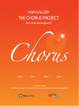 "poster for ""The Chorus Project""  Exhibition"