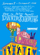 "poster for David Sandlin ""Sin-a-rama: An Alphabetical Ballad of Carnality"""