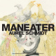 "poster for Aurel Schmidt ""Man Eater"""