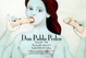 poster for Sarah H. Paulson & Holly Faurot and Don Pablo Pedro Exhibition