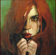 "poster for Malcolm T. Liepke ""About....Face"""