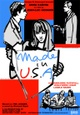 "poster for Jean-Luc Godard ""Made in U.S.A."""