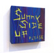 "poster for ""Sunny Side Up"" Exhibition"