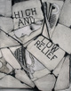"poster for Ruby Sky Stiler ""High and Low Relief"""