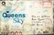"poster for ""Queens Sky"" Exhibition"