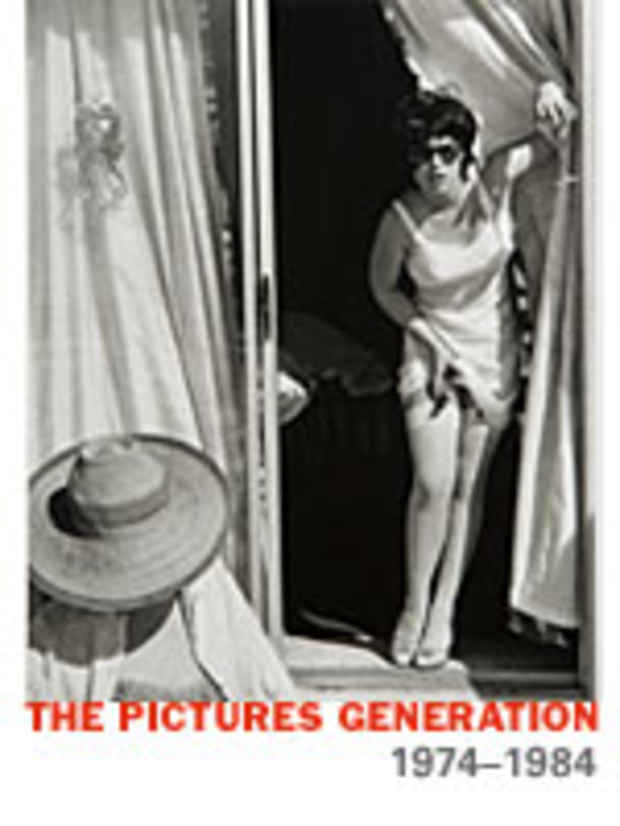 "poster for ""The Pictures Generation, 1974–1984"" Exhibiiton"