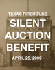 poster for TF Silent Auction Benefit