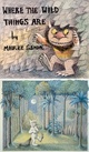 "poster for ""Where the Wild Things Are: Original Drawings by Maurice Sendak"" Exhibition"