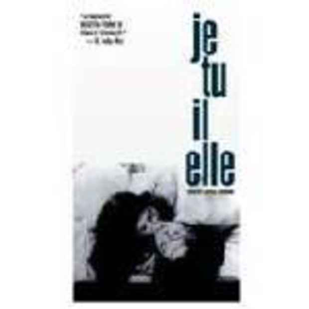 "poster for ""Je Tu Il Elle"" Film Screening"