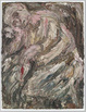 poster for Leon Kossoff Exhibition