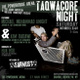 "poster for Michael Muhammad Knight & Kim Badawi ""Taqwacore Night"""