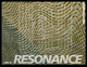 "poster for ""Resonance"" Exhibition"