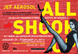 "poster for Jef Aerosol ""All Shook Up"""