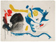 "poster for Helen Frankenthaler ""Prints and Proofs of the 1960s from the Artist's Archive"""