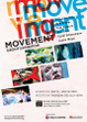 "poster for ""Movement"" Exhibition"