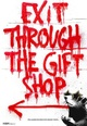 "poster for ""Exit Through the Gift Shop"" Film"
