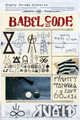 "poster for AVOID pi & infinity ""Babel Code : Osmotic Transmissions"""
