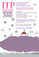 "poster for ""ITP Winter Show 2010"" Exhibition"