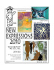 "poster for ""New Expressions 2010"" Exhibition"