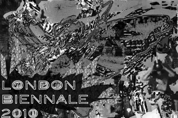 "poster for ""London Biennale NYC Satellite Event"" Exhibition"