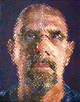 poster for Chuck Close Exhibition