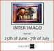 "poster for ""Inter Imago New York"" Exhibition"
