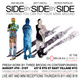 "poster for ""Side by Side by Side"" Exhibition"