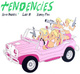 "poster for ""Tendencies"" Exhibition"