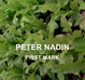"poster for Peter Nadin ""First Mark"""