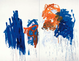 "poster for Joan Mitchell ""The Last Paintings"""
