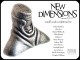 "poster for ""New Dimensions"" Exhibition"