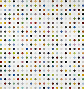 poster for Damien Hirst