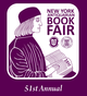 "poster for ""51st Annual New York Antiquarian Book Fair"""