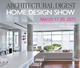 "poster for ""Architectural Digest Home Design Show"""