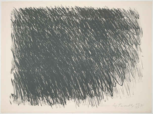 nyab event - cy twombly prints exhibition