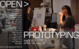 "poster for ""Open Prototyping"" Ongoing Demonstration"