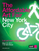 poster for The Affordable Art Fair