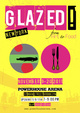 "poster for ""Glazed!"" Exhibition"