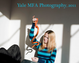 "poster for ""Yale MFA Photography, 2011"" Exhibition"