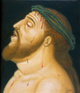 "poster for Fernando Botero ""Via Crucis The Passion of Christ"""