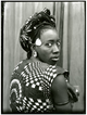 "poster for August Sander and Seydou Keïta ""Portraiture and Social Identity"""