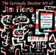 "poster for ""The Curiously Sinister Art of of Jim Flora - A 60 year retrospective of paintings & prints"" Exhibition"