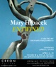 "poster for Mary Hrbacek ""Entwined"""