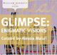 "poster for ""Glimpse: Enigmatic Visions"" Exhibition"