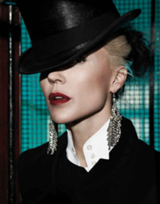 "poster for ""Daphne Guinness"" Exhibition"
