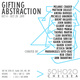 "poster for ""Gifting Abstraction"" Exhibition"