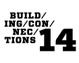 "poster for ""Building Connections 2010"" Exhibition"
