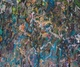 "poster for Larry Poons ""New Paintings"""